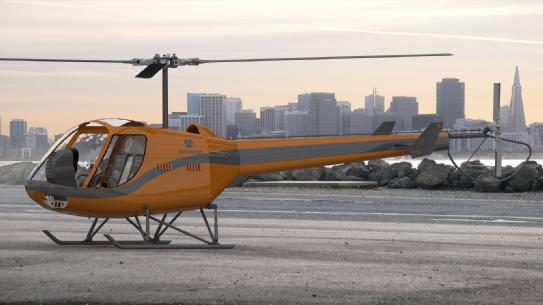 Coming Soon: Enstrom  TH180